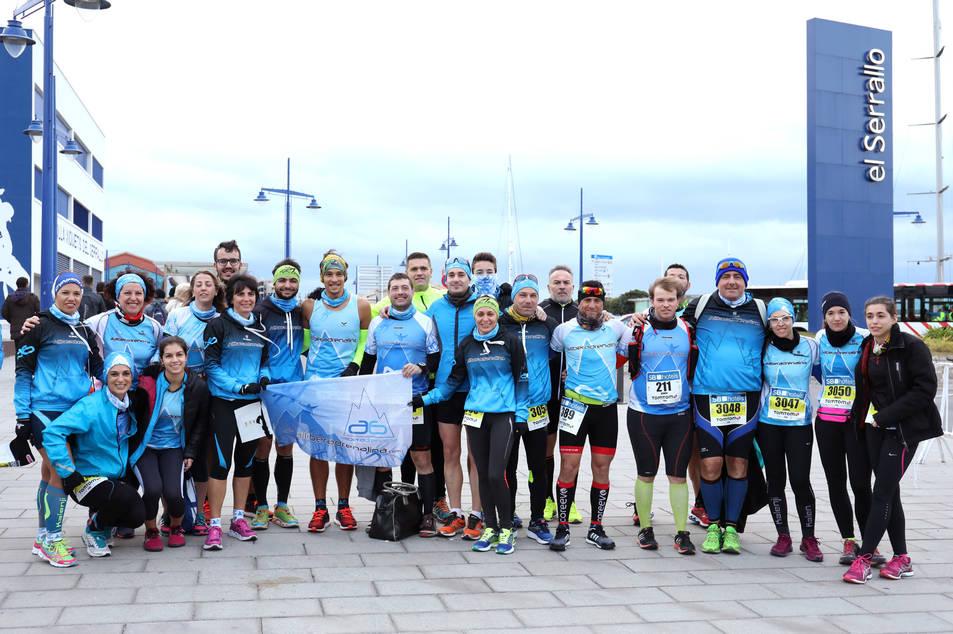 La 7ª SB Hotels Marató de Tarragona ha començat a les 9:00h des del Moll de Costa.