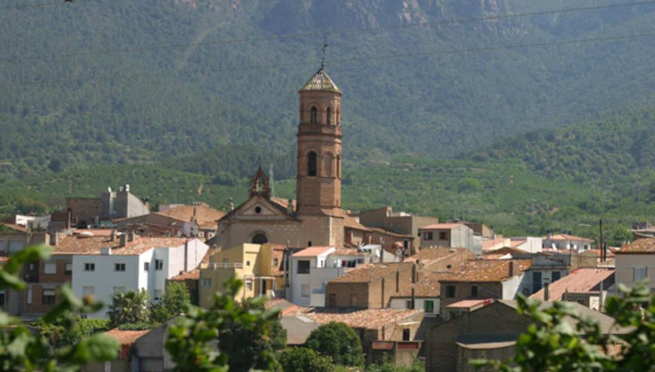 Imatge d'arxiu de Vilaplana.