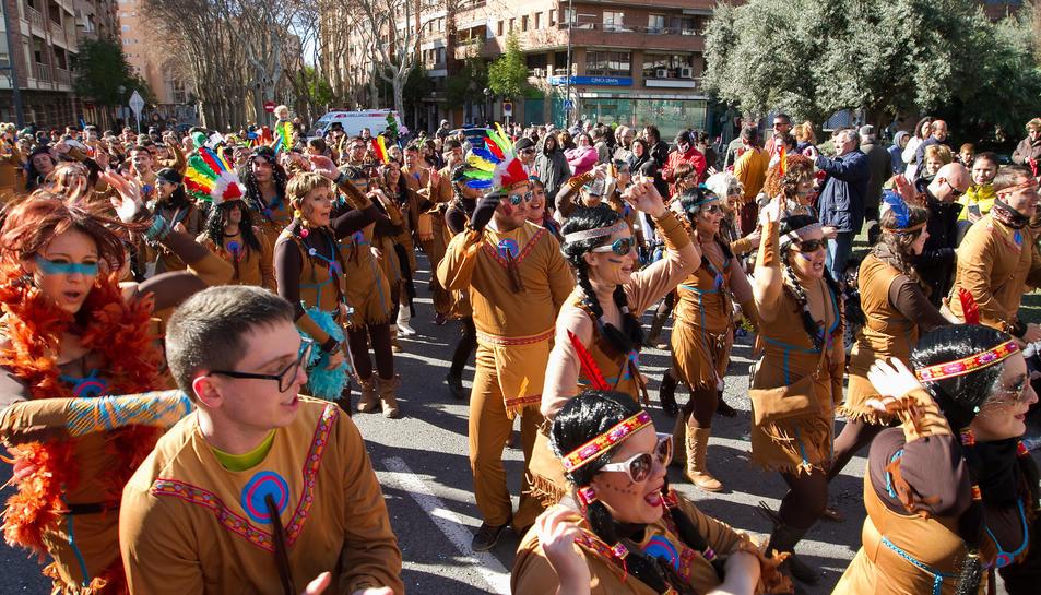 L'edició 2017 del Carnaval de Reus preveu treure al carrer entre 8.000 i 10.000 persones.