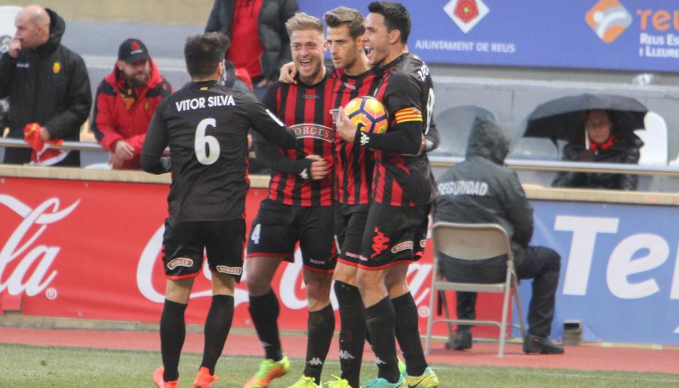 El CF Reus vol tornar a celebrar un triomf.