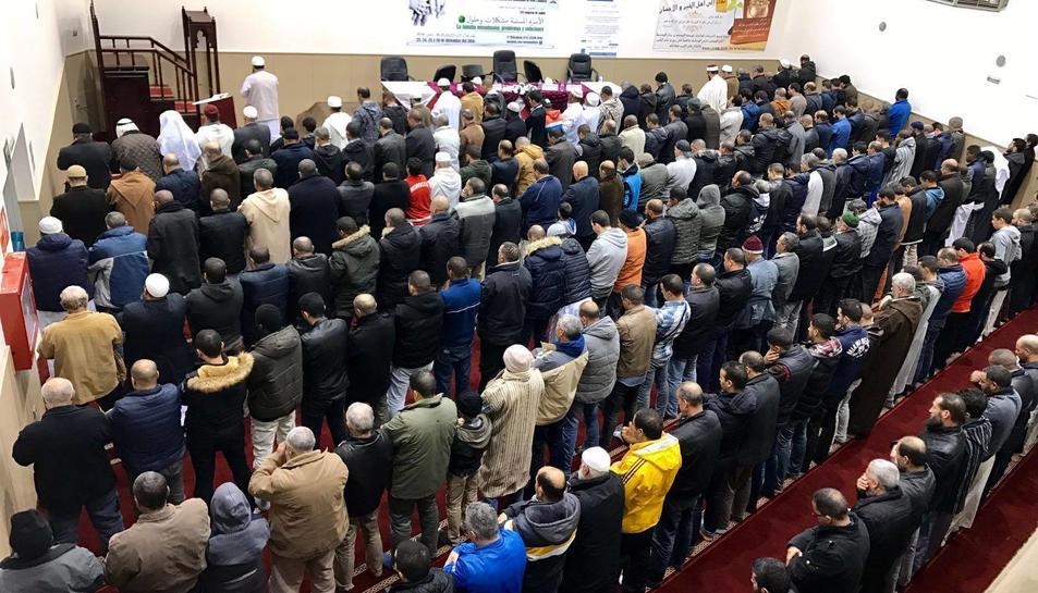 Un dels darrers congressos que s'han celebrat a As-sunnah.