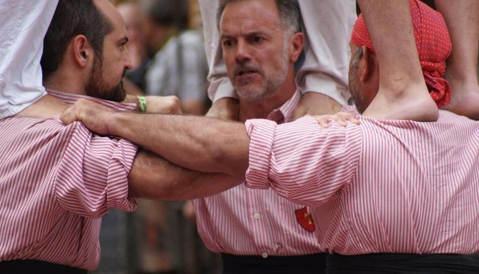Sergi Feijoo forma part de la colla des de fa més de 20 anys i mai ha format part de cap tècnica.