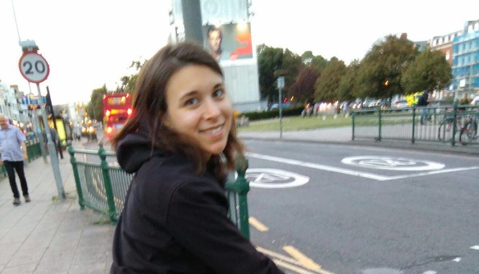 La jove tarragonina és graduada en Treball Social.