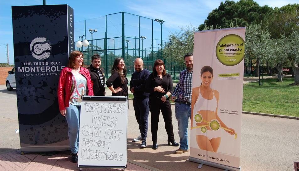 Els participants de la passada edició del programa després de finalitzar-lo.