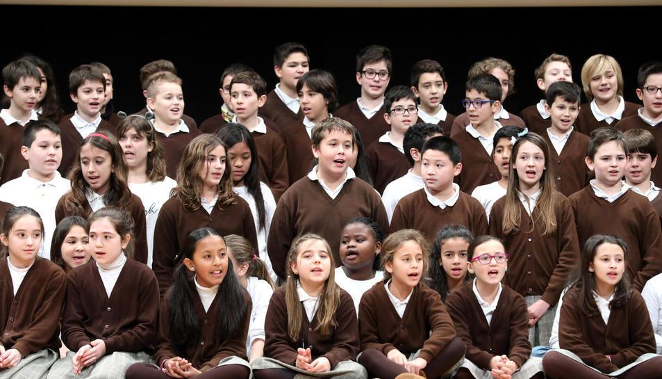 Día Escolar de la No-Violència y la Paz en Tarragona