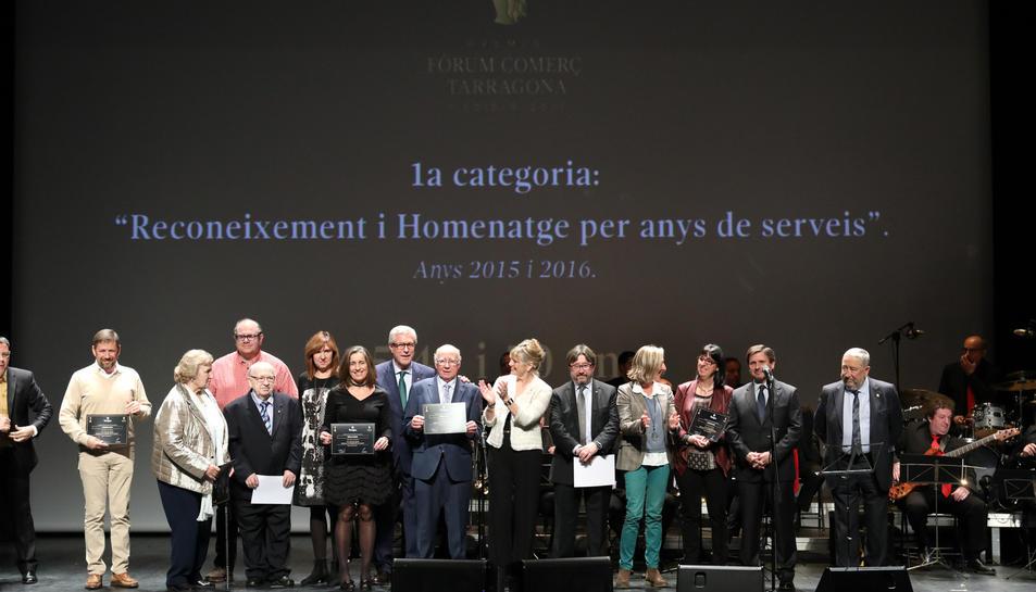 Primeros Premis Fòrum Comerç Tarragona