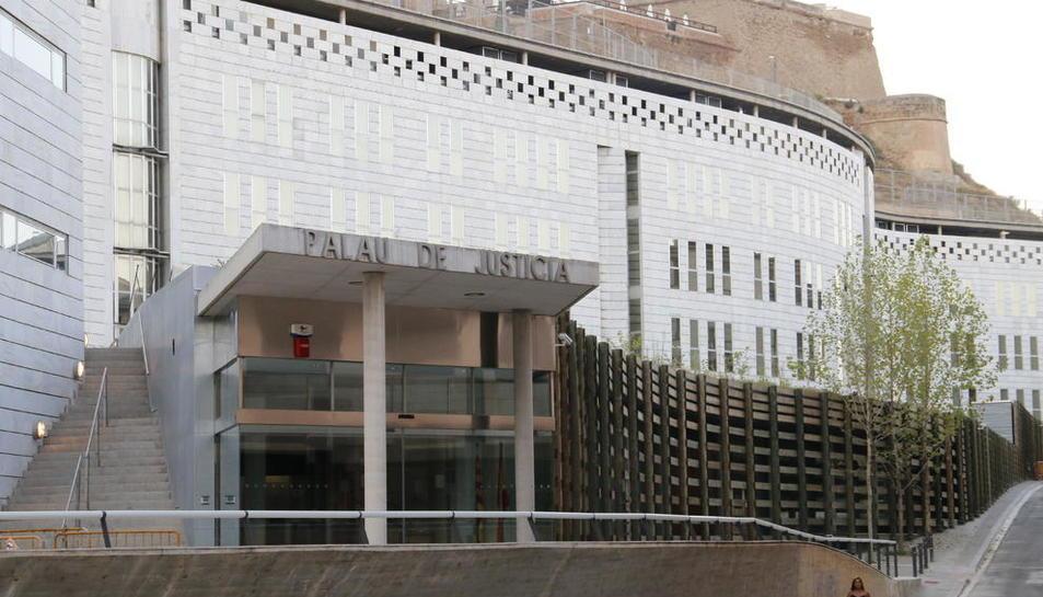 El judici té lloc a l'Audiència de Lleida.
