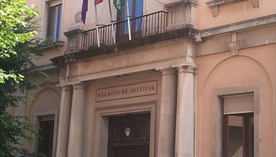 Audiència Provincial de Jaén.