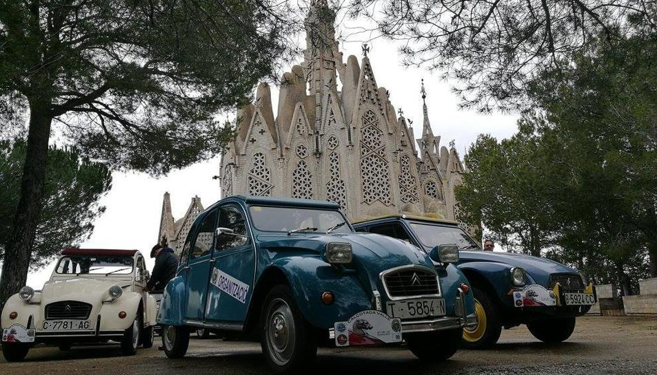 Dissabte van visitar el Santuari de la Mare de Déu de Montserrat de Montferri.