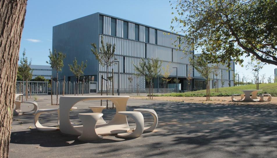 Imatge d'arxiu de l'Eurecat a Reus, ubicat al costat del campus Bellisens de la Universitat Rovira i Virgili.
