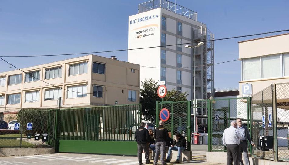 Avui es concentraran els treballadors, a les portes del complex de la Canonja.