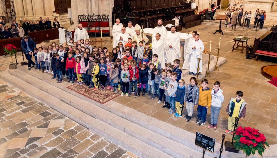 El Col·legi Sant Pau presenta el llibre del seu 50è aniversari