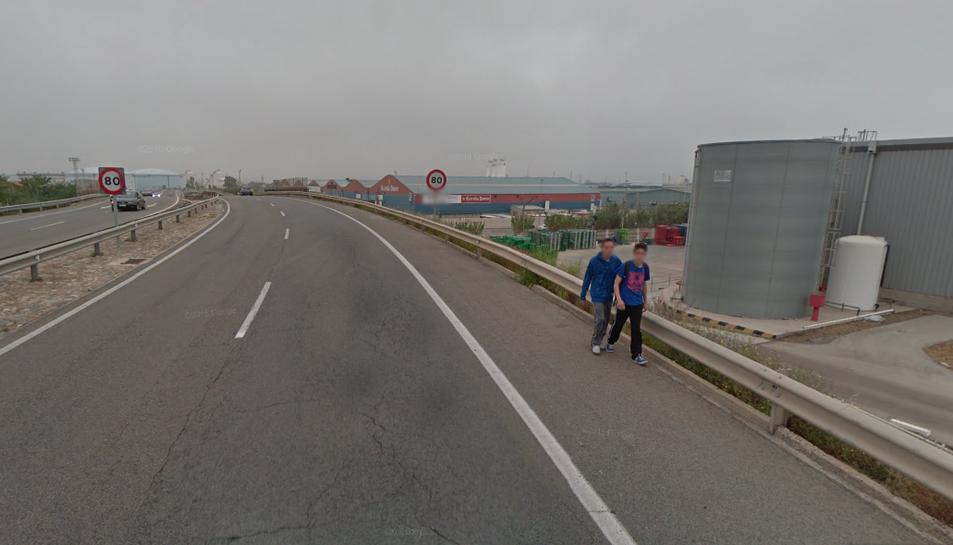 La inseguretat en els desplaçaments ha quedat fins i tot plasmada a Google Maps.
