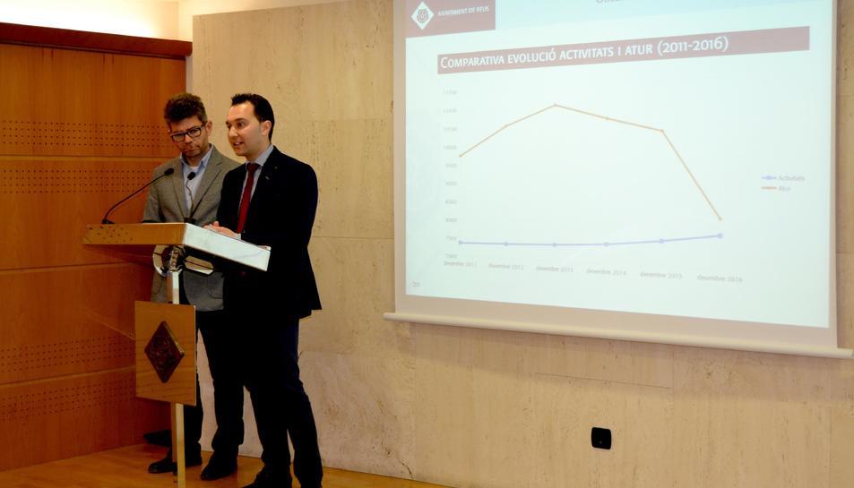 L'Ajuntament de Reus fa pública una base de dades sobre les altes i les baixes de les activitats econòmiques a la ciutat.