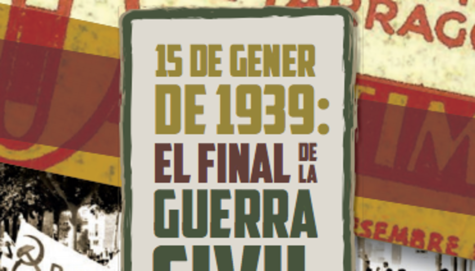 La jornada s'emmarca en els actes de commemoració de la fi de la Guerra Civil a Tarragona.