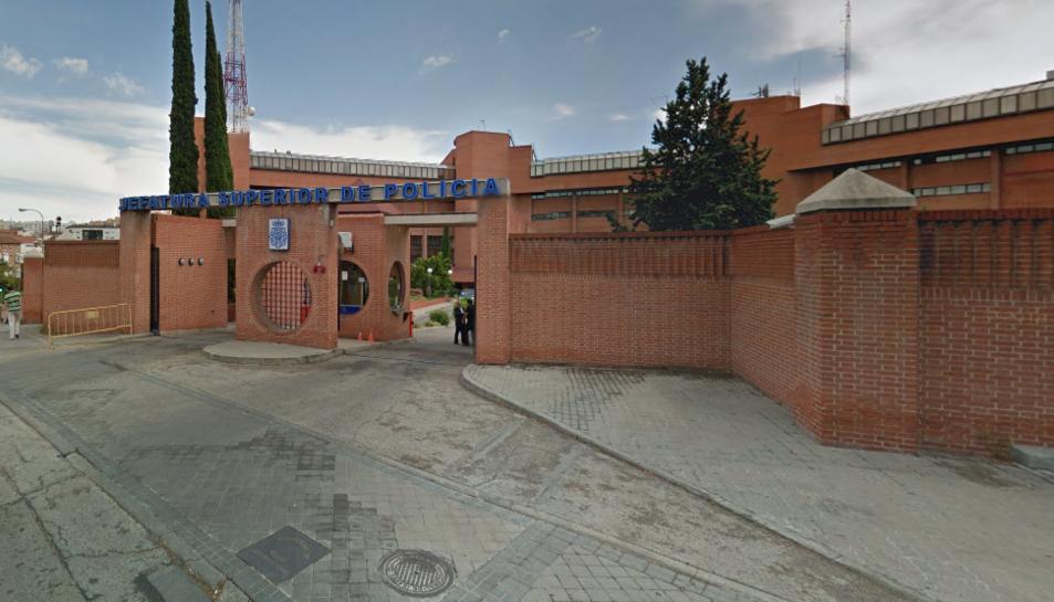 La recerca va ser duta a terme per agents de la Brigada Provincial de Policia Judicial pertanyents a la Prefectura Superior de Policia de Madrid.