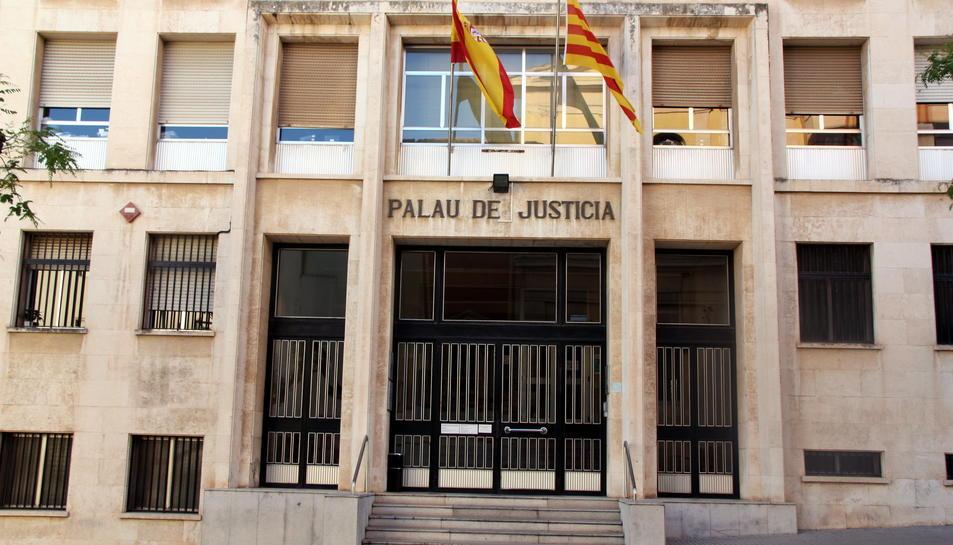 L'Audiència de Tarragona.