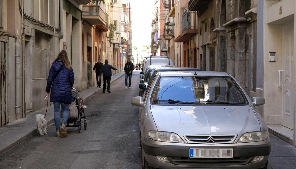 L'Associació de Veïns del Serrallo asseguren que es tracta d'un «tema de seguretat».
