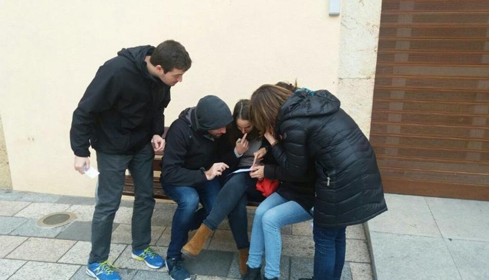 El diumenge 5 de febrer es va organitzar una gimcana deductiva pels carrers de Vila-seca, on els participants havien de resoldre un cas d'assassinat.