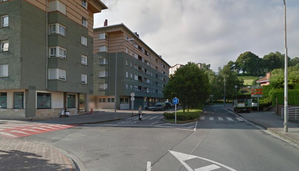 Els fets van succeir al barri Iurre de Tolosa.
