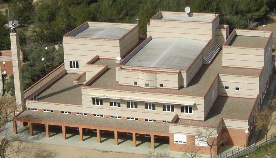 El Centre Cívic Sant Pere i Sant Pau.