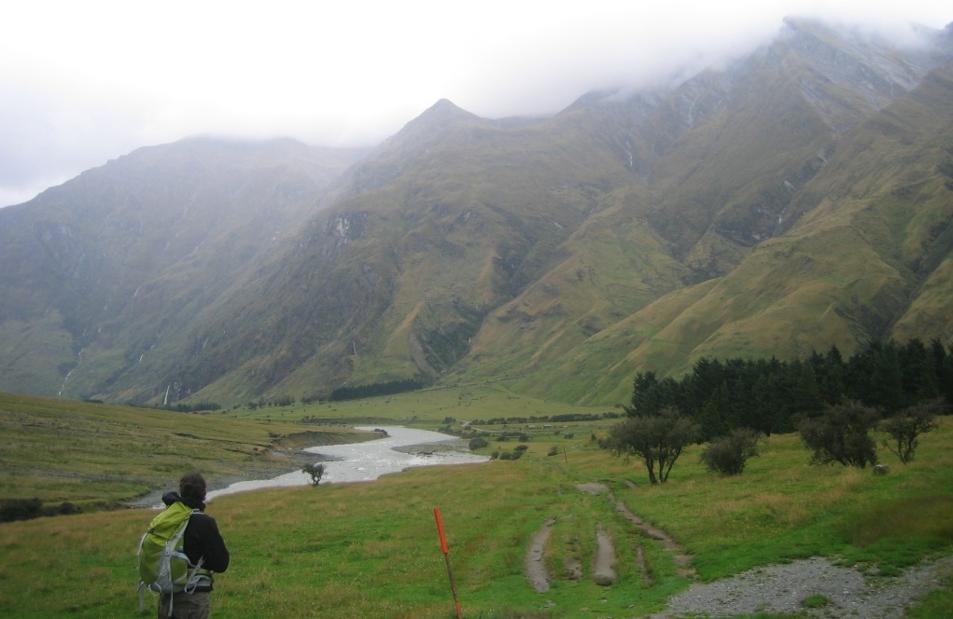 Nova Zelanda és una de les desticacions preferides per realitzar voluntariats de conservació del paisatge.