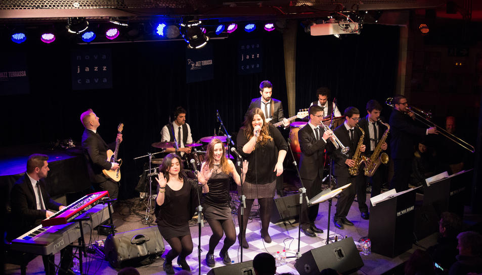 El concert anirà a càrrec del grup català The Soul Beams.