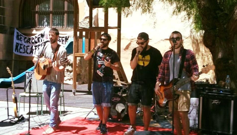 La Tortuga que nunca tuve serà un dels grups musicals que actuarà en la trobada.