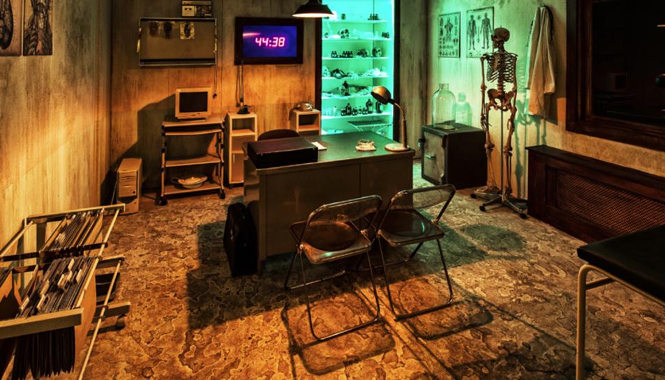 Escape Room Mas Grande De Barcelona
