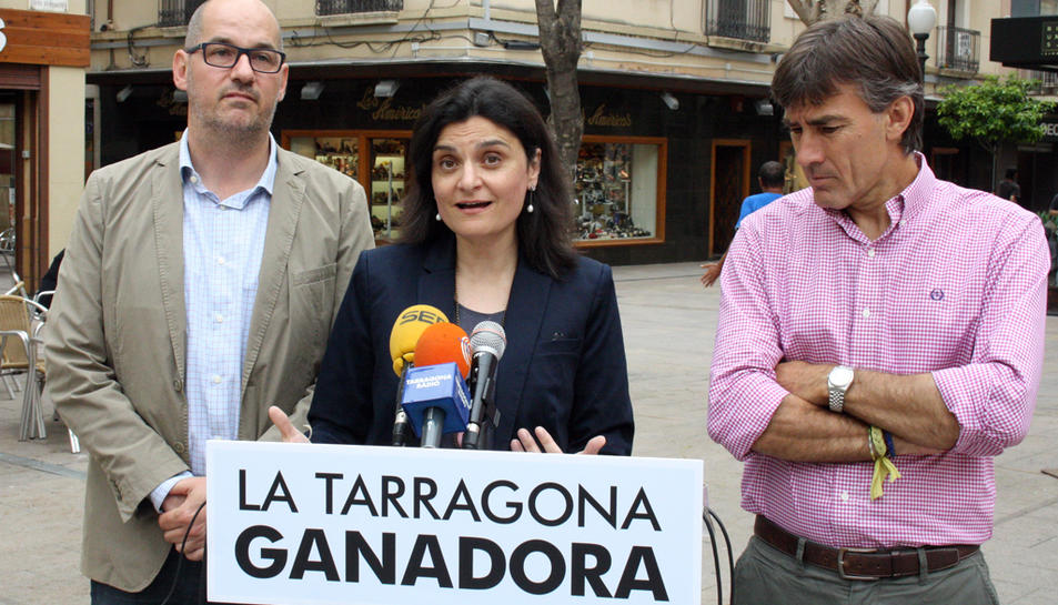 Imatge d'arxiu de la número 9 de la llista del Partit Popular, Elisa Vedrina.