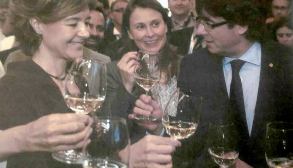 Ballesteros considera un «acte d'hipocresia» acusar Tarragona de promocionar begudes alcohòliques