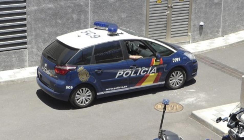 La Policia nacional ha dut a terme la detenció a Madrid.
