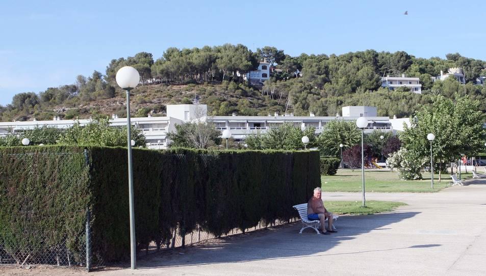 Imatge d'arxiu del barri La Móra-Tamarit.