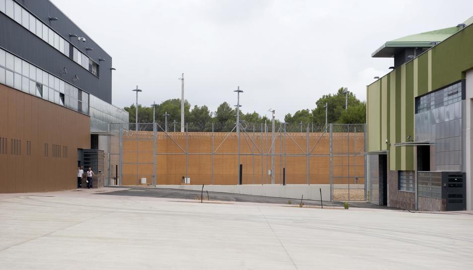 La presó de Mas d'Enric iniciarà l'obertura dels mòduls no inaugurats el pròxim 20 de març.