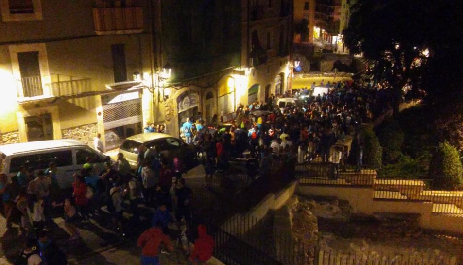 L'entitat ha denunciat en diverses ocasions episodis de soroll pels carrers del centre històric.