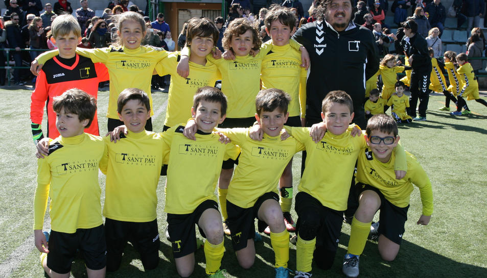 Los equipos del Sant Pau (1)