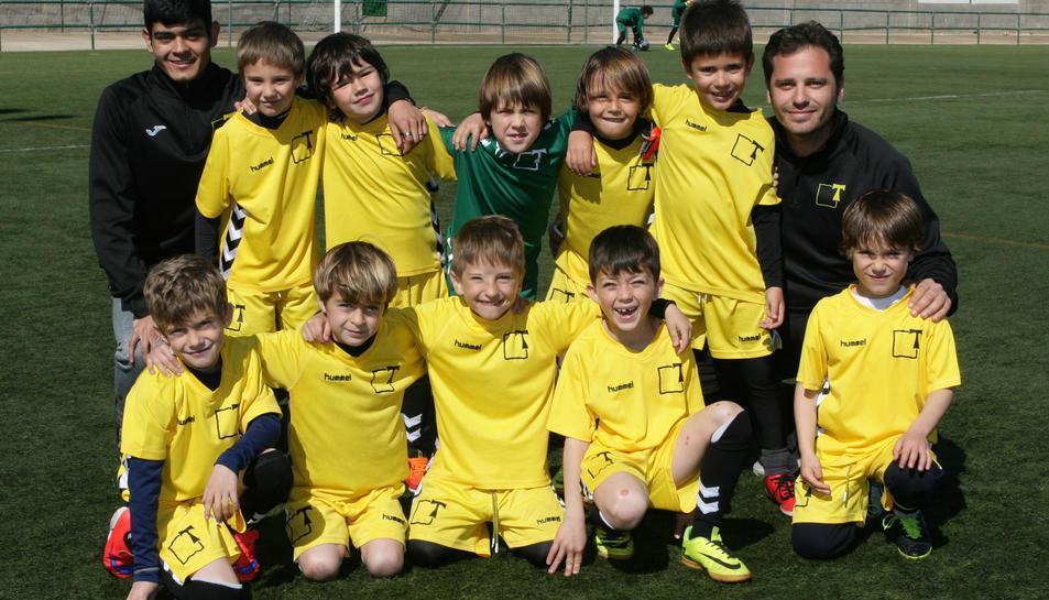 Los equipos del Sant Pau (2)