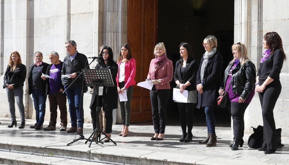 El Día de la Mujer Trabajadora en el Camp de Tarragona