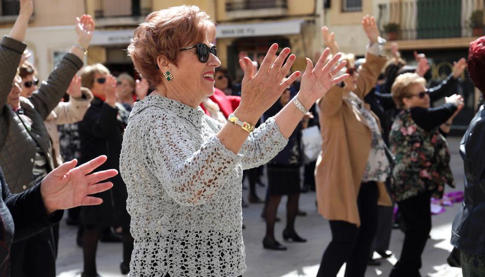 El Dia de la Dona Treballadora al Camp de Tarragona