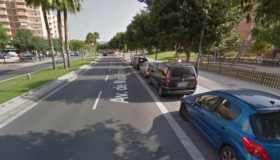 No es podrà estacionar a l'avinguda Marià Fortuny, des de l'Avinguda Tarragona fins al Camí de Valls, en sentit ascendent.