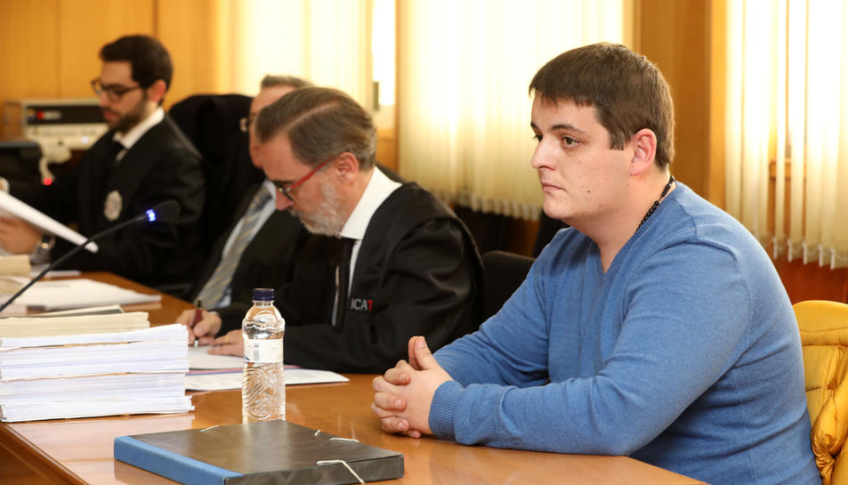 Jaume Solsona declara aquest dimecres al matí com a acusat pel crim de la montblanquina Sara Lozano.