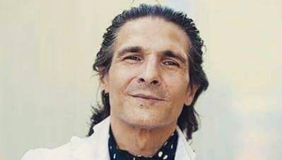 José Soto 'Sorderita' va néixer a Jerez de la Frontera, l'any 61.