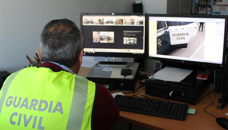 La Guàrdia Civil investiga a la tarragonina com a presumpta