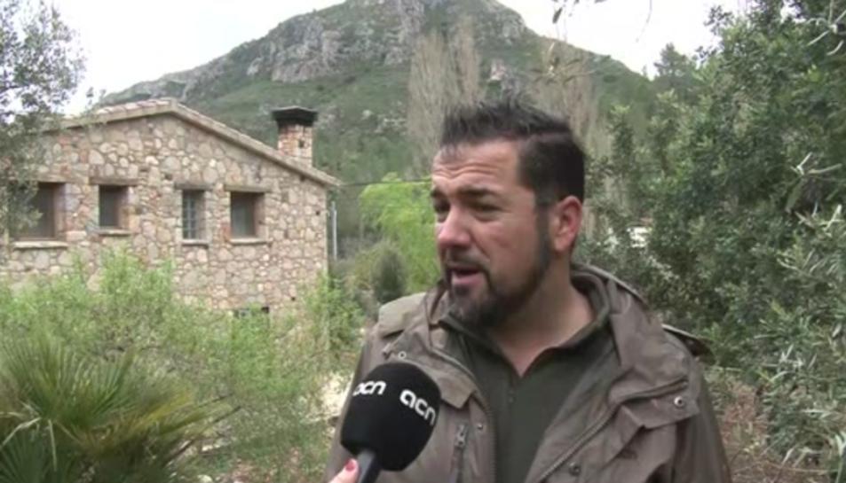El fill dels propietaris de la casa, Ruben Hernández, defensa que l'administració ha estat «negligent».