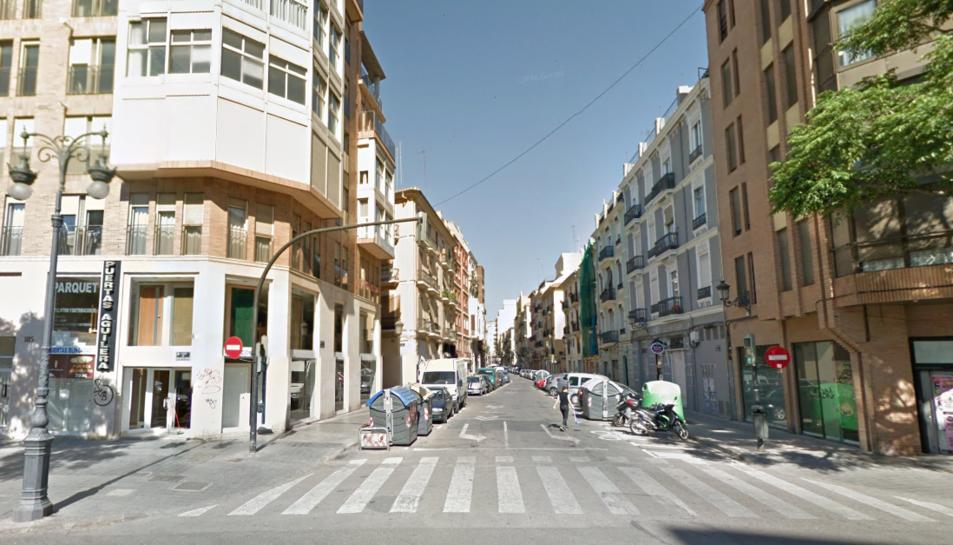 Els fets han tingut lloc al centre de València.