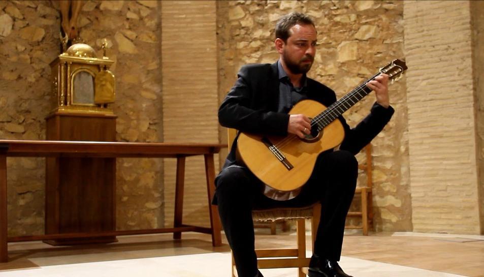Anders Clemens, en una de les seves actuacions.