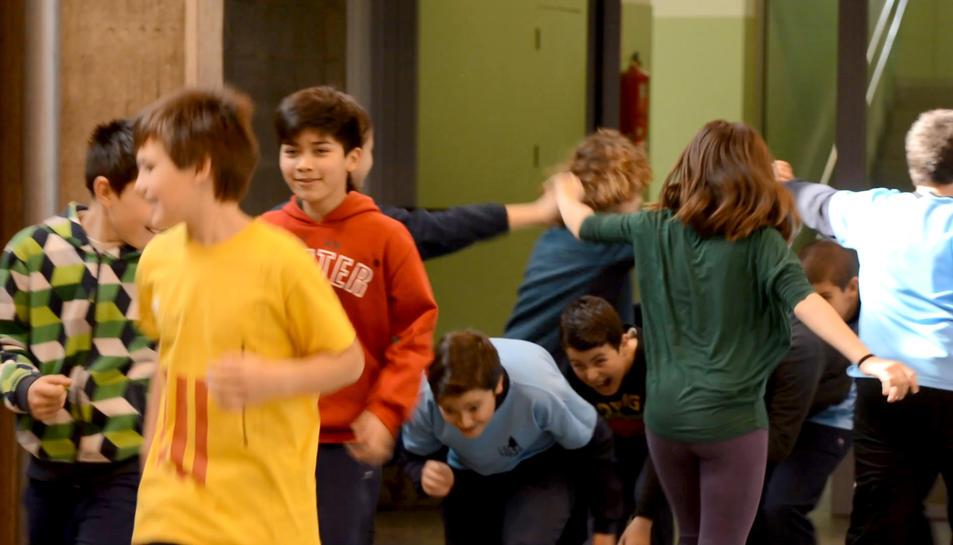 A través d'aquest element festiu l'alumnat de cinquè treballarà diverses competències curriculars
