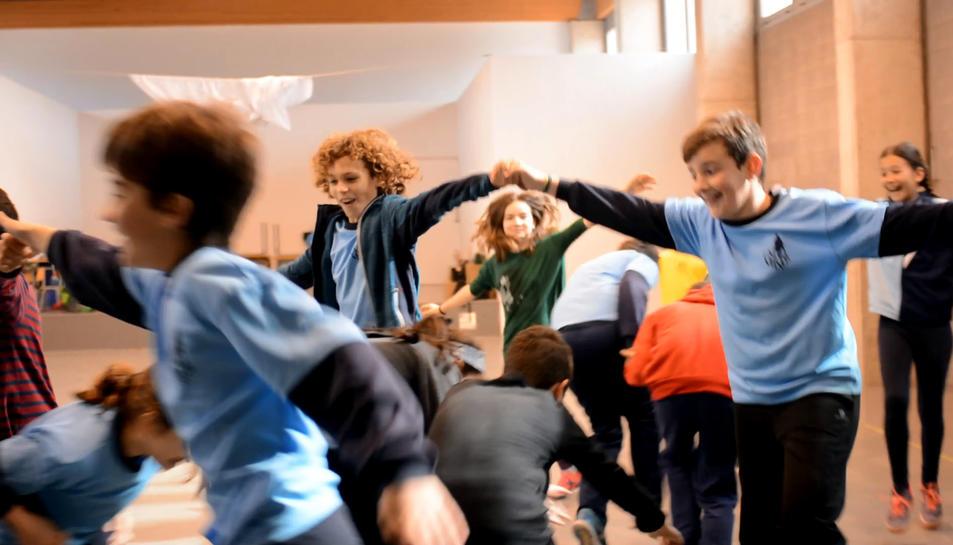 A través d'aquest element festiu l'alumnat de cinquè treballarà diverses competències curriculars.