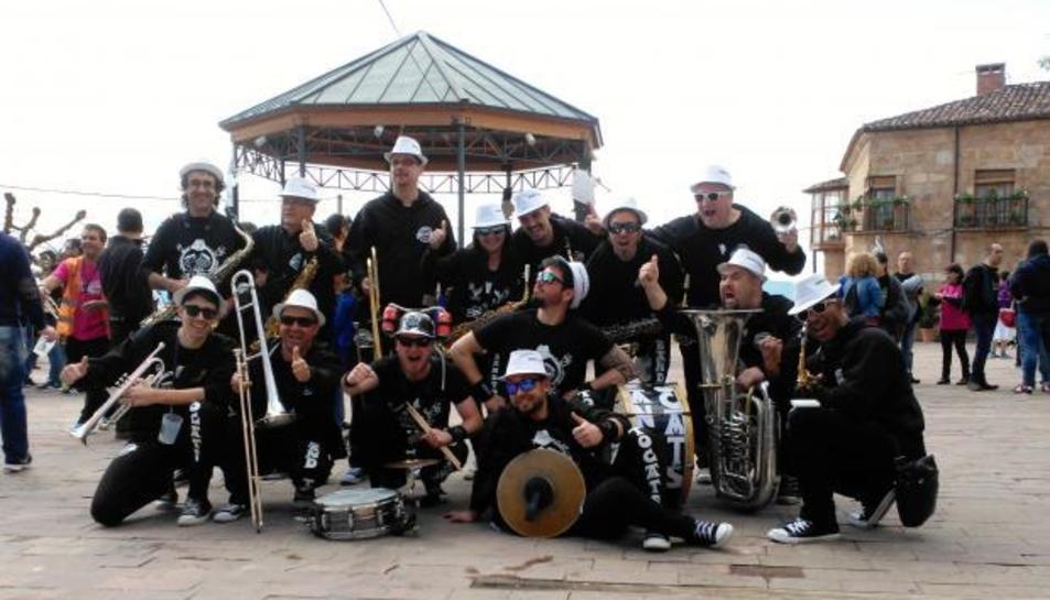 Els Band Tocats van aconseguir l'any passat el Premi a la Millor xaranga i el Segon premi del públic.