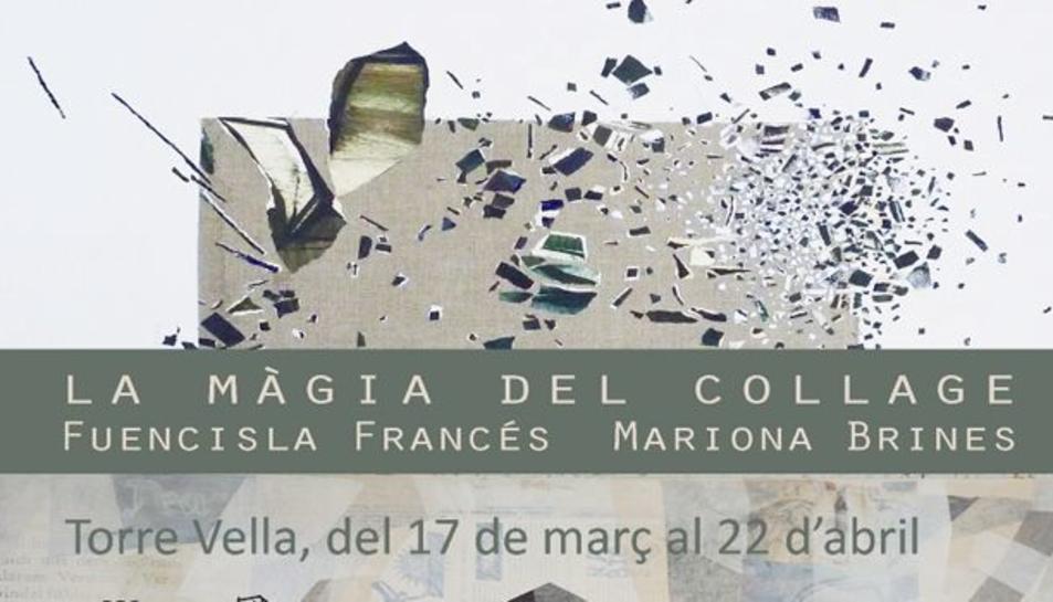 L'exposició es podrà visitar fins el proper 22 d'abril.